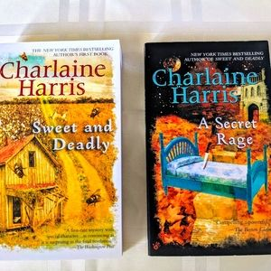 Charlaine Harris Novels (Lot of 2)